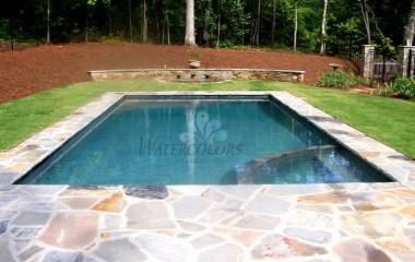 geometric pools 14