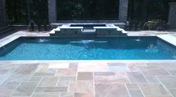 geometric pools 19