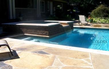 geometric pools 21