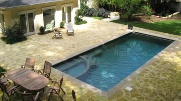 geometric pools 9