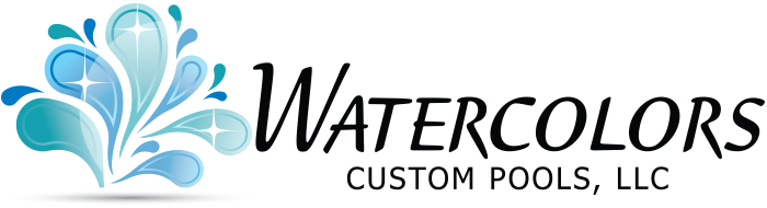 Watercolors Custom Pools